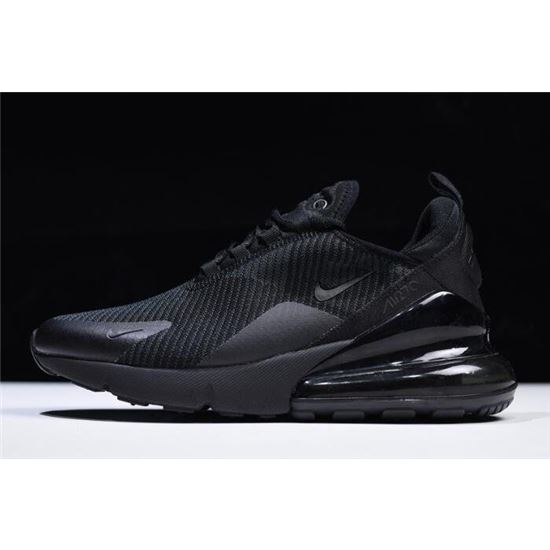 Nike Air Max 270 BlackDark Grey Men's and Women's Size